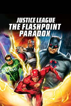 Best Adventure Movies of 2013 : Justice League: The Flashpoint Paradox