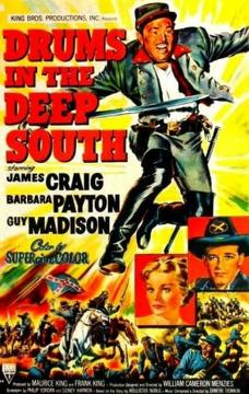 Best History Movies of 1951 : Drums in the Deep South