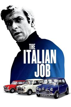 Best Comedy Movies of 1969 : The Italian Job