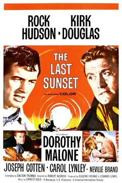 Best Western Movies of 1961 : The Last Sunset