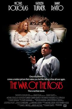 Best Thriller Movies of 1989 : The War of the Roses