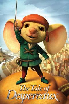 Best Animation Movies of 2008 : The Tale of Despereaux