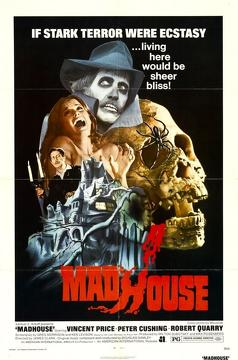 Best Mystery Movies of 1974 : Madhouse