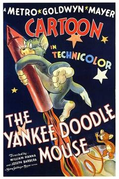 Best Family Movies of 1943 : The Yankee Doodle Mouse