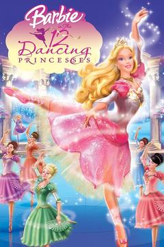 Best Animation Movies of 2006 : Barbie in The 12 Dancing Princesses