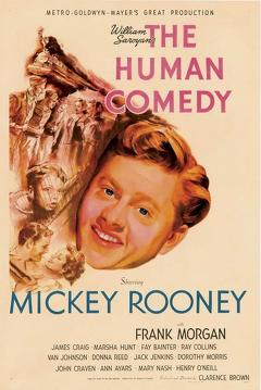 Best Comedy Movies of 1943 : The Human Comedy