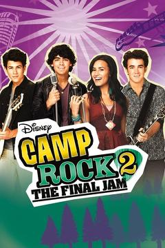 Best Tv Movie Movies of 2010 : Camp Rock 2: The Final Jam