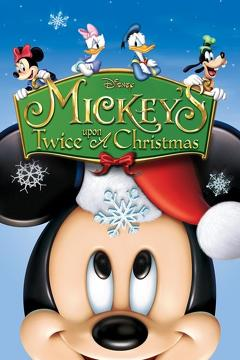 Best Animation Movies of 2004 : Mickey's Twice Upon a Christmas