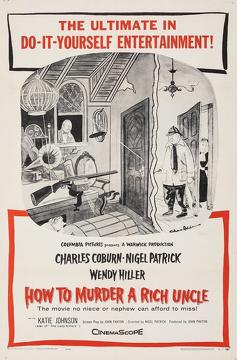 Best Crime Movies of 1957 : How to Murder a Rich Uncle