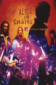 Best Music Movies of 1996 : Alice In Chains: MTV Unplugged