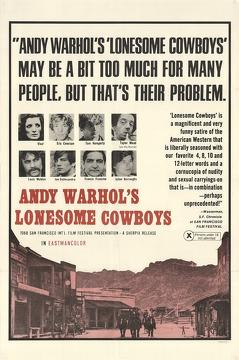 Best Western Movies of 1968 : Lonesome Cowboys