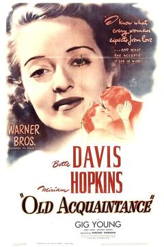 Best Romance Movies of 1943 : Old Acquaintance