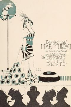 Best Comedy Movies of 1919 : The Delicious Little Devil