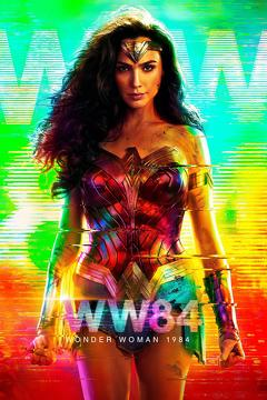 Best Action Movies of 2020 : Wonder Woman 1984