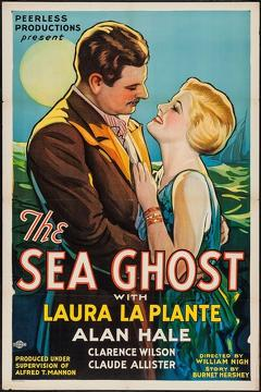 Best Action Movies of 1931 : The Sea Ghost
