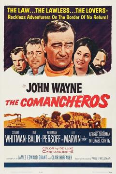 Best Adventure Movies of 1961 : The Comancheros