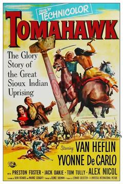 Best History Movies of 1951 : Tomahawk