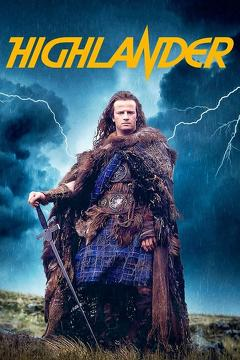Best Fantasy Movies of 1986 : Highlander