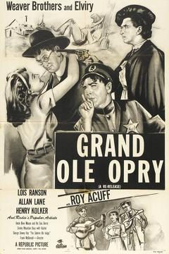 Best Music Movies of 1940 : Grand Ole Opry