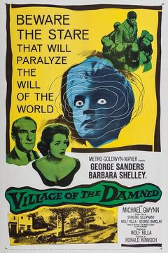 Best Science Fiction Movies of 1960 : Village of the Damned