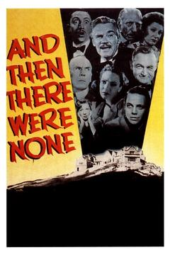 Best Mystery Movies of 1945 : And Then There Were None