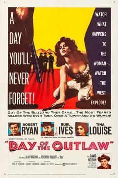 Best Western Movies of 1959 : Day of the Outlaw