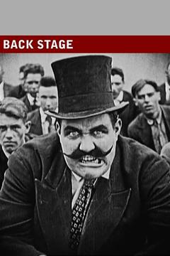 Best Comedy Movies of 1919 : Back Stage
