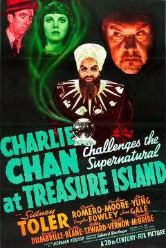 Best Thriller Movies of 1939 : Charlie Chan at Treasure Island