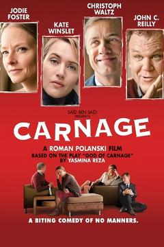 Best Comedy Movies of 2011 : Carnage