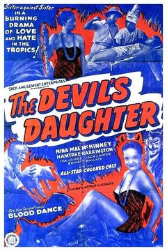 Best Horror Movies of 1939 : The Devil's Daughter
