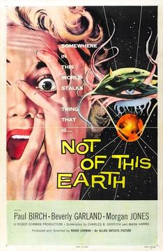 Best Science Fiction Movies of 1957 : Not of This Earth