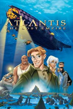 Best Adventure Movies of 2001 : Atlantis: The Lost Empire