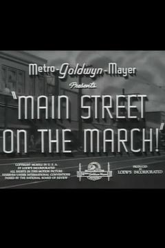 Best Documentary Movies of 1941 : Main Street on the March!
