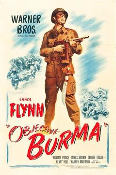 Best Action Movies of 1945 : Objective, Burma!