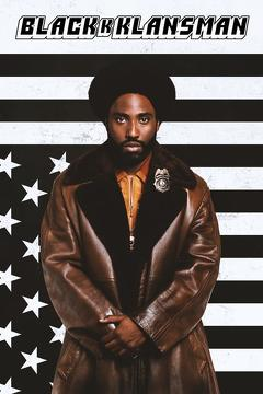 Best Crime Movies of 2018 : BlacKkKlansman