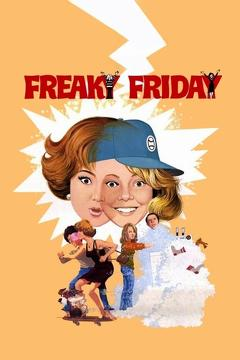 Best Comedy Movies of 1976 : Freaky Friday