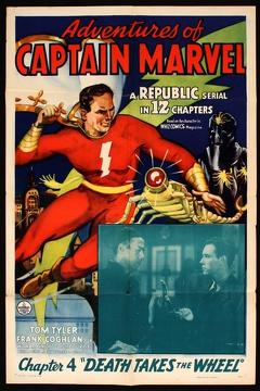 Best Family Movies of 1941 : Adventures of Captain Marvel