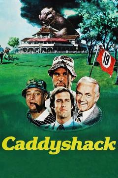 Best Comedy Movies of 1980 : Caddyshack