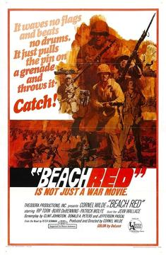 Best Action Movies of 1967 : Beach Red