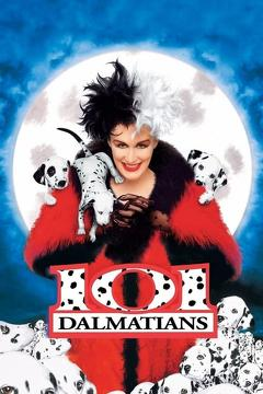 Best Family Movies of 1996 : 101 Dalmatians