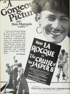 Best Comedy Movies of 1926 : The Cruise of the Jasper B