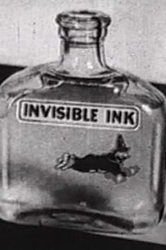 Best Animation Movies of 1921 : Invisible Ink