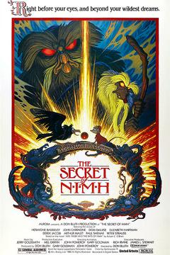 Best Adventure Movies of 1982 : The Secret of NIMH