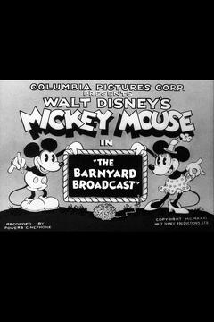Best Animation Movies of 1931 : The Barnyard Broadcast