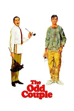 Best Comedy Movies of 1968 : The Odd Couple