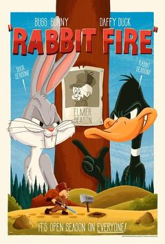 Best Animation Movies of 1951 : Rabbit Fire