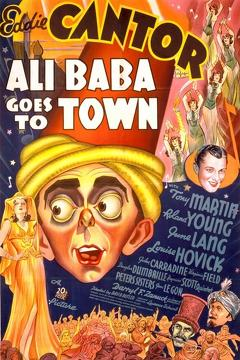 Best Fantasy Movies of 1937 : Ali Baba Goes to Town