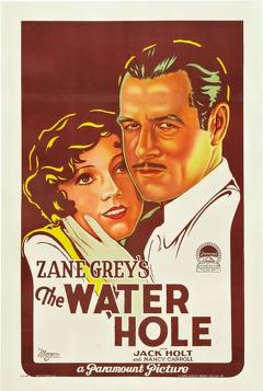 Best Western Movies of 1928 : The Water Hole