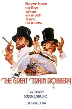 Best Thriller Movies of 1978 : The First Great Train Robbery