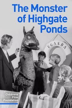 Best Fantasy Movies of 1962 : The Monster of Highgate Ponds